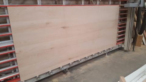 Les Ets Dacher vous Fabriquent sur mesure des plateaux en bois massif de différentes essences !