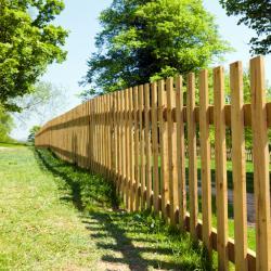clôture bois Amiens, Saint-Quentin