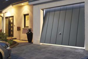 Porte de garage basculante Hormann :