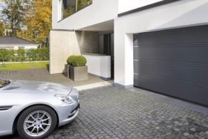 Porte de garage sectionnelles Hormann :