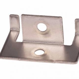 Clip inox de finition pour terrasse composite silvadec