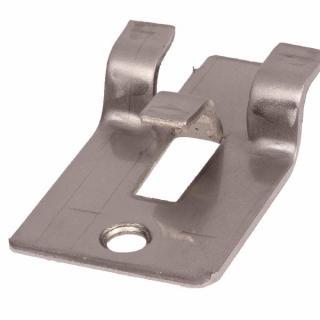 Clip inox simple pour terrasse composite silvadec